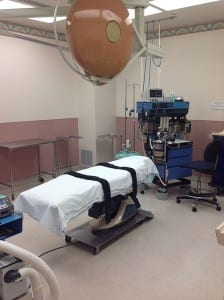 Wald Surgery Center Operating Room